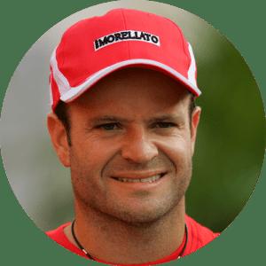 Rubens Barrichello helm design