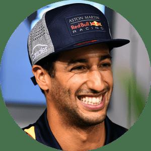 Daniel Ricciardo Helm Design