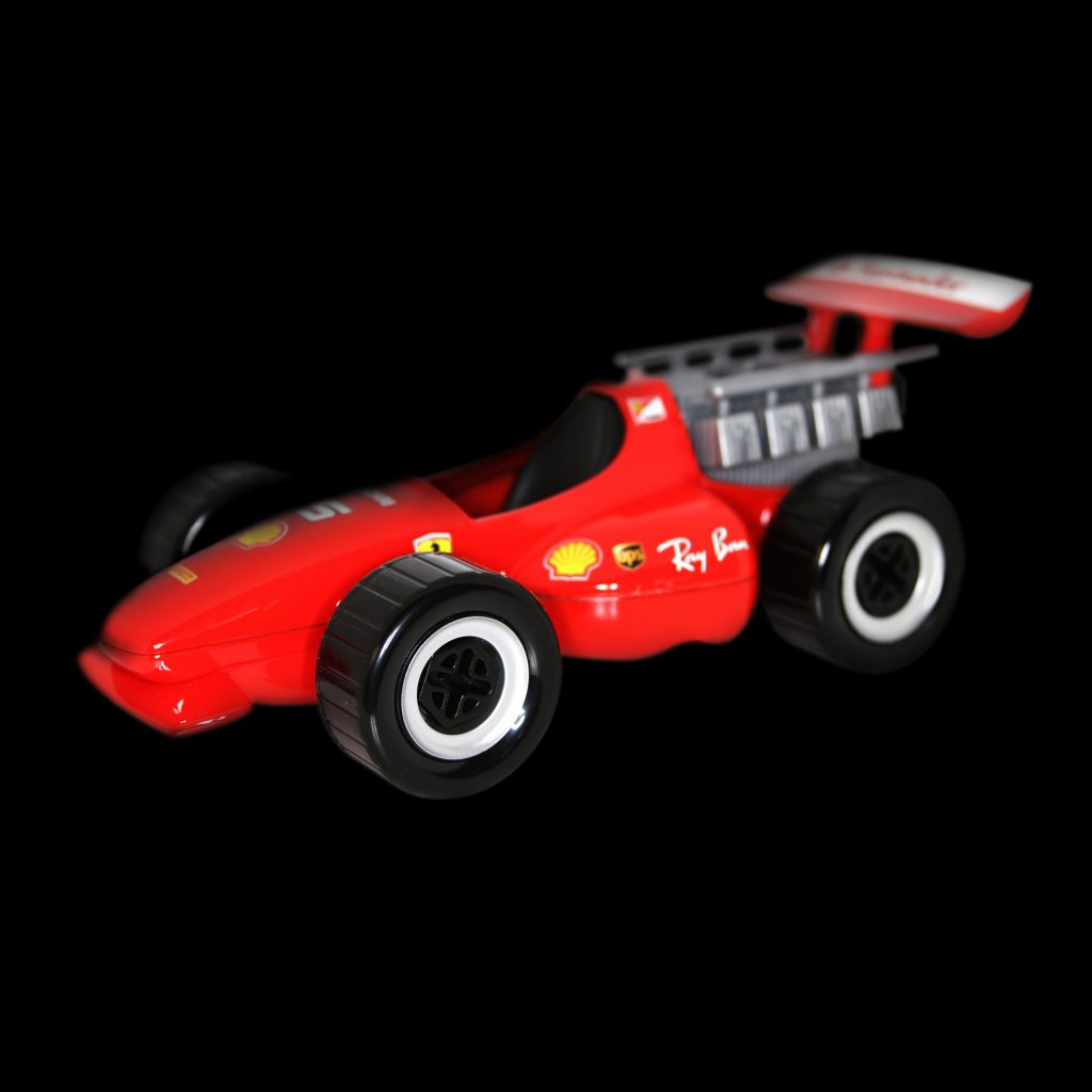 Mini Formula car for children